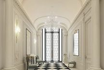 Impressive Entrance Hallways / Home entrance hallways to impress the most descerning guest