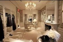 Sumptuous Dressing rooms / Vanity areas,dressing rooms and closets