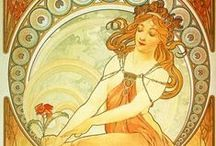 The art of A.M. Mucha