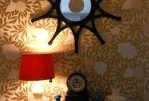 Wallpaper & Fabrics / by Osborne & Little, Thibault etc