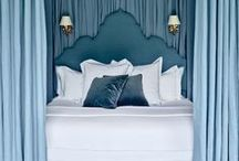 Beautiful Bedrooms / Private sumptuous sanctuaries to sleep and relax in