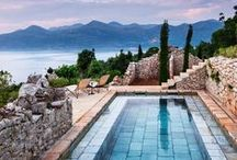 Swimming Pools / stunning Indoor and outdoor swimming pools