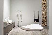 Bathroom - Kylpyhuone / Ideoita ja inspiraatioita kylpyhuoneisiin.