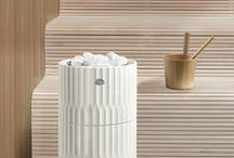 Sauna / Ideoita ja inspiraatioita saunan sisustukseen.