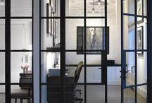 GLASS DOOR OFFICE