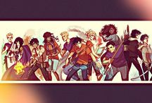 THE SEVEN OF THE PROPHECY / If you have read percy Jackson then welcome. Follow and I'll add you! happy pinning :)