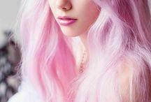 ☆ Hair ☆ / Hairstyles I love