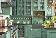 Kitchens / Timeless classic beautiful kitchens