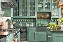 Kitchens / Timeless classic beautiful kitchens