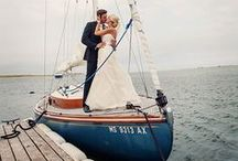 Nautical Themed Wedding / by Hornblower Cruises & Events