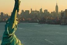 New York Sights / by Hornblower Cruises & Events