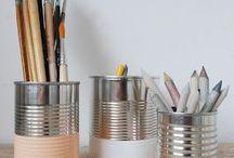 make. / All things creative - craft, DIY, drawing, etc, etc.