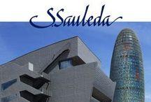 DHUB - Barcelona - Sauleda / El nostre projecte a Barcelona dins del DHUB (Museu del disseny a Barcelona) Sauleda