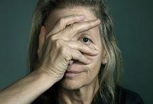 Photo . Annie Leibovitz