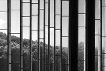 Architecture . Le Courbusier