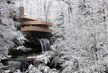 Architecture . Frank L. Wright