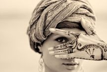 Amazing henna (tattoos)