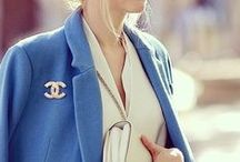 OOTD: Blue Coat