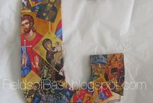 Church School / Lessons and crafts for Orthodox Church School