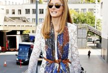 Style Icon: Olivia Palermo / Olivia is the ultimate style icon