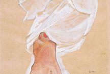 Art . Egon Schiele