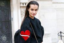 Gizele Oliveira / I love her style