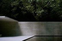 Architecture . Mies Van der Rohe