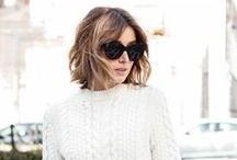 OOTD: White knit