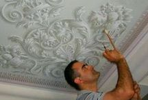 Ceilings and moulding's