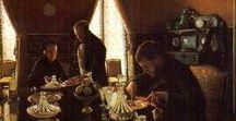 Art . Gustave Caillebotte