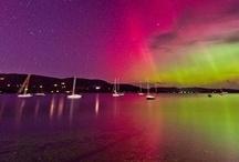 Aurora Borealis & Australis