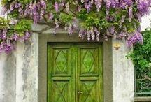 puertas / by marcela salamone
