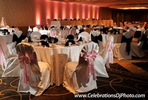 We Do Up Lighting & Event Lighting / Celebrations Disc Jockey & Photography • Up Lighting & Event Lighting • http://celebrationsdjphoto.com • Whether the mood calls for a romantic ambience or dramatic dance floor lighting, Celebrations' disc jockeys get the party started and keep it going all through the night! #weddinglights #weddingdj #lehighvalley #centralpa #berkscounty #poconos
