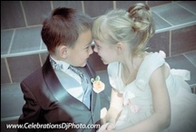 Kids in Weddings / Celebrations Disc Jockey & Photography • Kids in Weddings • http://celebrationsdjphoto.com • Kids are always full of surprises! You never know what those little rugrats will do next. Here's a collection of some of our cutest and candid kids in weddings! #wedding #photography #lehighvalley #berkscounty #centralpa #poconos