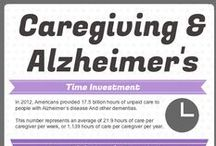 Alzheimer's Disease / Information and resources for #caregivers of those with Alzheimer's disease / by NLM_4Caregivers