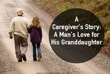 Caregiver Stories / All across America people young and old are taking care of the people they love. The health of our loved ones is not separate from our own well-being. These are Caregiver's stories of decisions they made and how they coped. Maybe you'll recognize your own story here.   / by NLM_4Caregivers