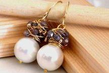 Inspirations - earrings / Inspiracje - kolczyki