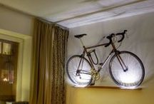 Biciklik otthon / Bikes at Home