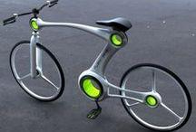 Dizájn kerékpárok / Designed Bikes