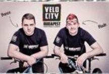 VeloCity Budapest Kerékpárbolt & Szerviz / New bicycle shop in Budapest