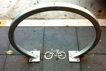 Kerékpártároló / Parking