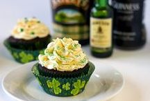 Recipes for cupcakes / Irish Cream Cupcakes, one of the best cupcakes have I ever eat. You can find recipe here: http://recipes4ev.blogspot.com/
