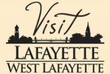 Lafayette / West Lafayette / by Judy Weiss
