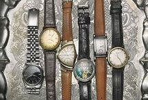 watch design / by Less-Ordinary Designer