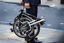 Folding bikes / Összecsukható kerékpárok