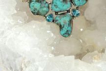 #Turquoise, #Coral, #Gemstone, #Artisan #Jewelry #AndreaJayeCollection / Turquoise, Tibetan Turquoise, Sleeping Beauty Turquoise