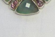 Tourmaline Jewelry, tourmaline Specimens, Sterling Silver
