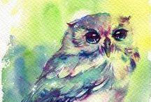 (ʘ▼ʘ) Owl (ʘ▼ʘ)