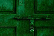 Green / Verde / Vert