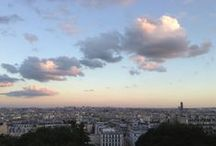 the sky is art